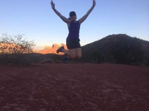 Jumping Pic Sedona 7.21.14