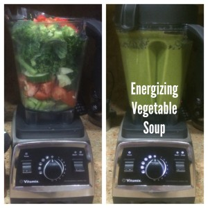 Energizing Vegetable Soup