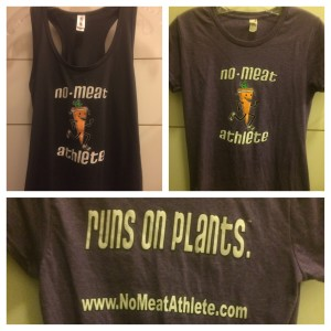 The Seed: No Meat Athlete shirts